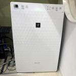 全診療室にプラズマクラスター搭載の空気清浄機を設置しました